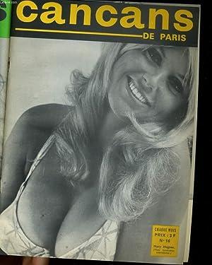 CANCANS DE PARIS N°16 - DE L'AMOUR: COLLECTIF
