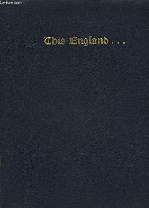 THIS ENGLAND - VOL 1: COLLECTIF