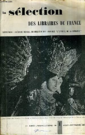 LA SELECTION DES LIBRAIRES DE FRANCE N°8: VAN MOE JACQUES