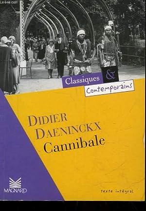 CANNIBALE: DAENINCKX DIDIER