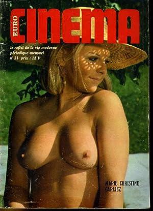 EURO CINEMA N° 21 - MARIE CHRISTINE: COLLECTIF