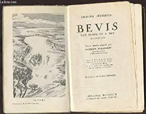 BEVIS - THE STORY OF A BOY.: JEFFERIES RICHARD