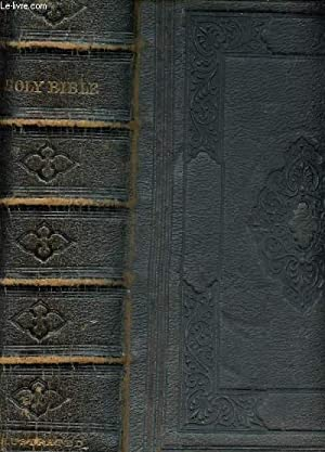 THE HOLY BIBLE containing the old and: COLLECTIF