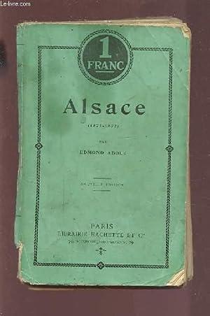 ALSACE 1871-1872.: ABOUT E.