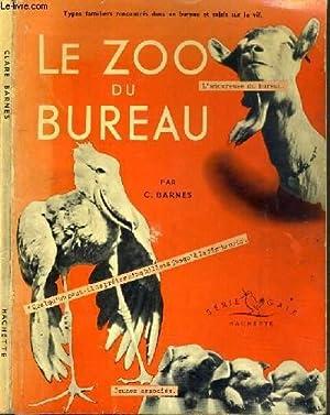 LE ZOO DU BUREAU / COLLECTION SERIE: BARNES C.