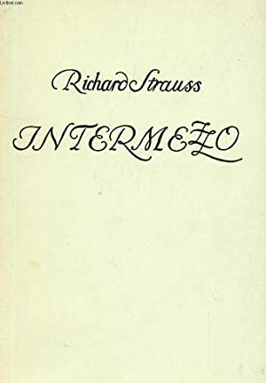 INTERMEZZO: STRAUSS Richard
