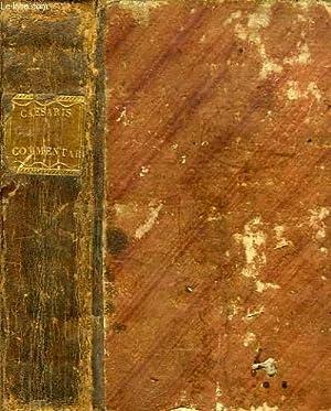 DE BELLO GALLICO ET CIVILI COMMENTARII, AD: CAESARIS C. JULII