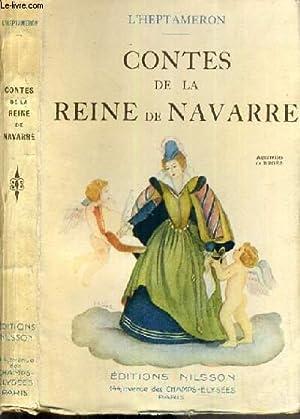 CONTES DE LA REINE DE NAVARRE / LA BIBLIOTHEQUE PRECIEUSE: L'HEPTAMERON