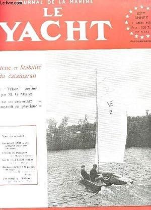 LE YACHT , LA VOILE ET LE: COLLECTIF / ROCHE