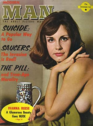 MODERN MAN N° 6-197 - SUICIDE: A POPULAR WAY TO GO - SAUCERS: THE INVASION IS REAL - THE PILL: ...