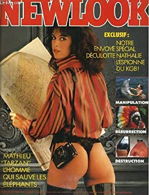 NEWLOOK N° 33 - EXCLUSIF: NOTRE ENVOYE SPECIAL DECULOTTE NATHALIE L'ESPIONNE DU KGB! - MATHIEU ...
