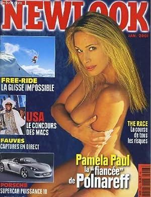 """NEWLOOK N° 208 S - PAMELA PAUL LA """"FIANCEE"""" DE POLNAREFF - THE RACE, LA COURSE DE TOUS LES ..."""