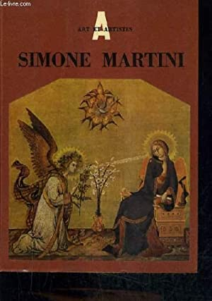 SIMONE MARTINI 1284 - 1344.: EVELYN SANDBERG VAVALA