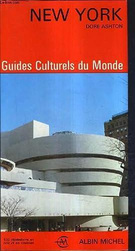 NEW YORK - GUIDES CULTURELS DU MONDE.: ASHTON DORE