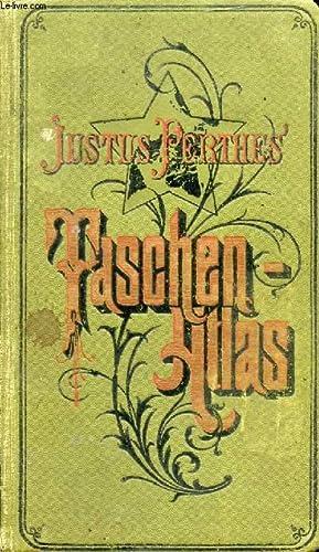 JUSTUS PERTHES' TASCHEN-ATLAS: PERTHES JUSTUS, HABENICHT