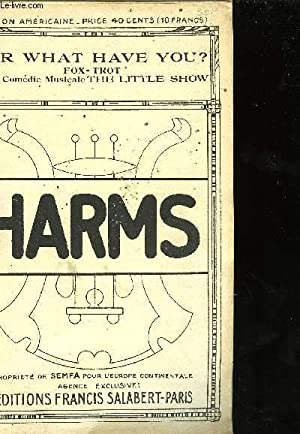HARMS / OR WHAT HAVE YOU ?: MORRIS HAMILTON