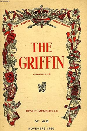THE GRIFFIN, SUPERIEUR, N° 42, NOV. 1960: COLLECTIF