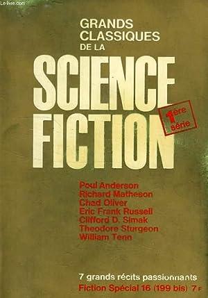 GRANDS CLASSIQUES DE LA SCIENCE FICTION, 1re SERIE: COLLECTIF