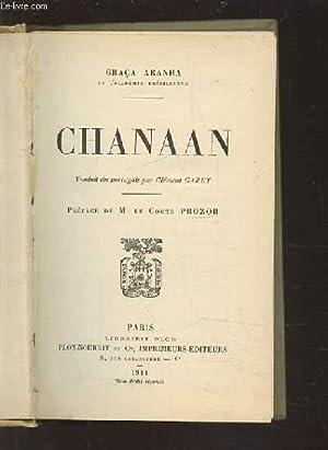 CHANAAN.: ARANHA GRACA