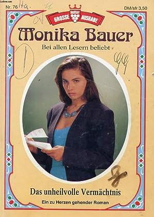MONIKA BAUER, BEI ALLEN LESERN BELIEBT, Nr.: BAUER MONIKA