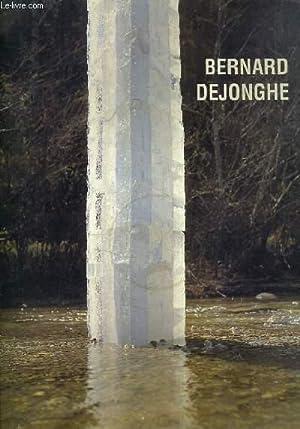 BERNARD DEJONGHE - GALERIE DM SARVER.: COLLECTIF