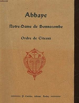 L'ABBAYE DE BONNECOMBE: COLLECTIF