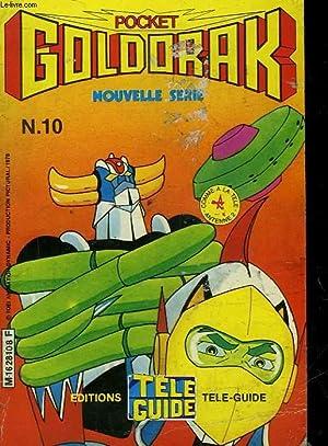 POCKET GOLDORAK - N°10: COLLECTIF