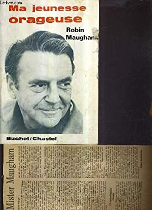 MA JEUNESSE ORAGEUSE ( ESCAPE FROM THE SHADOWS).: MAUGHAM ROBIN