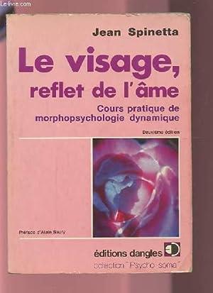 LE VISAGE, REFLET DE L'AME - COURS: SPINETTA JEAN