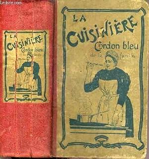 LA CUISINIERE CORDON BLEU DE LA FAMILLE: LUCAS ANNETTE