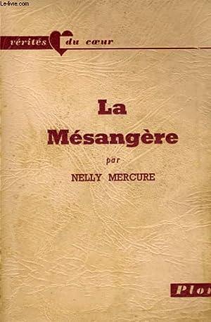 LA MESANGERE: NELLY MERCURE