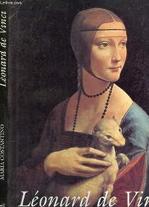 LEONARD DE VINCI - Artiste, inventeur et scienrifique.: CONSTANTINO MARIA