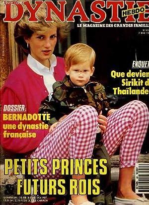 DYNASTIE hebdo N°49 - PETITS PRINCES DUTURS: COLLECTIF