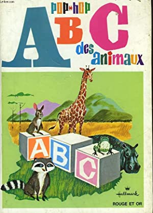 POP-HOP - ABC DES ANIMAUX: COLLECTIF