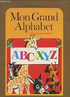 MON GRAND ALPHABET.: SIMON ROMAIN