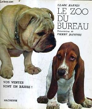 LE ZOO DU BUREAU.: BARNES CLARE