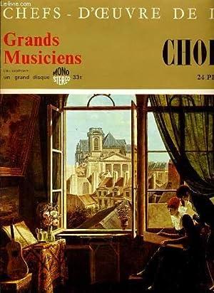 CHEFS D'OEUVRES DE L'ART N°72 - GRANDS: COLLECTIF