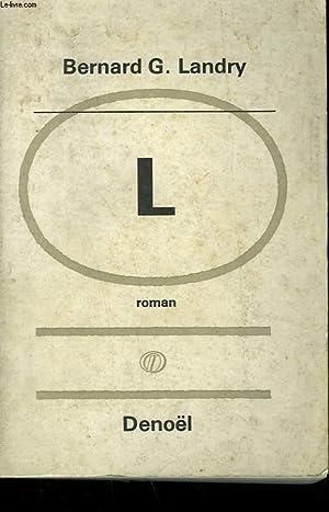L.: G. LANDRY BERNARD.