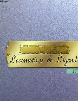 LOCOMOTIVES DE LEGENDE: COLLECTIF