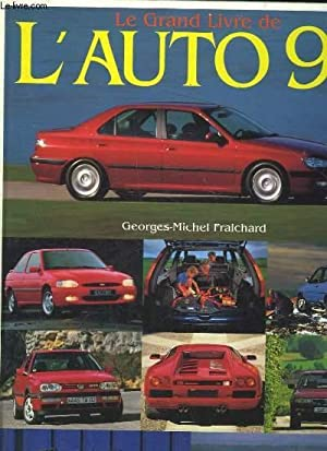 LE GRAND LIVRE DE L'AUTO 96: FRAICHARD GEORGES-MICHEL
