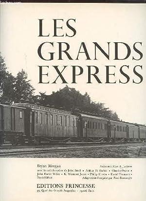 LES GRANDS EXPRESS.: MORGAN BRYAN