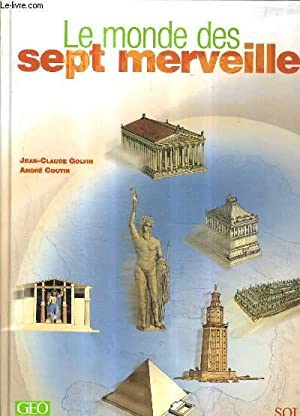 LE MONDE DES SEPT MERVEILLES.: COUTIN ANDRE