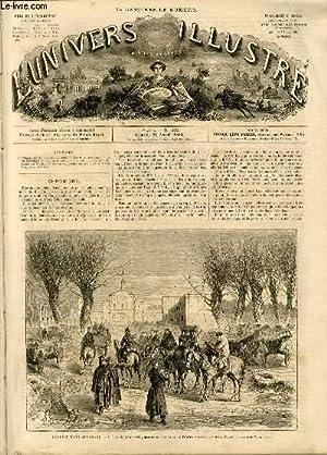 L'UNIVERS ILLUSTRE - SEPTIEME ANNEE N° 322 - Conflit Dano-Allemand, Château de ...