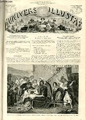 L'UNIVERS ILLUSTRE- NEUVIEME ANNEE N° 559 Salon de 1866: COLLECTIF