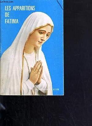 LES APPARITIONS DE FATIMA: LEITE FERNANDO P.