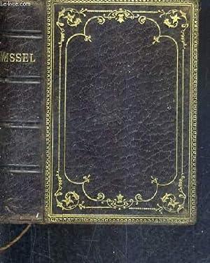 MISSEL DE LA BIENHEUREUSE JEANNE D'ARC PAROISSIEN: COLLECTIF