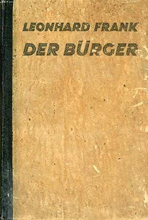 DER BÜRGER: FRANK LEONHARD