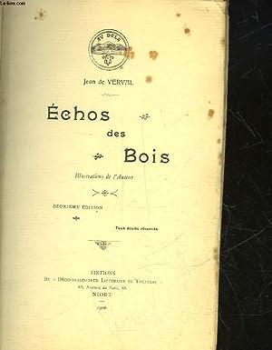 ECHOS DES BOIS: VERVAL JEAN DE