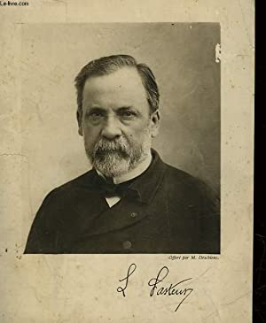 1 PHOTO ANCIENNE - LOUIS PASTEUR: DESCHIEN M.