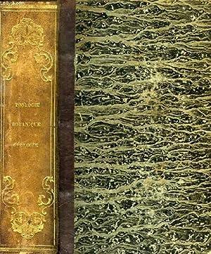 CAHIERS D'HISTOIRE NATURELLE, 3 CAHIERS: ZOOLOGIE, BOTANIQUE, GEOLOGIE: EDWARDS M. MILNE, ...